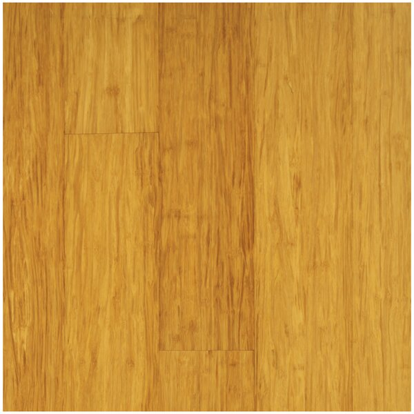 5 Engineered Strand Woven Bamboo  Flooring in Natural by Easoon USA