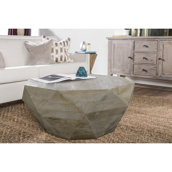 Duval Solid Coffee Table By Mistana