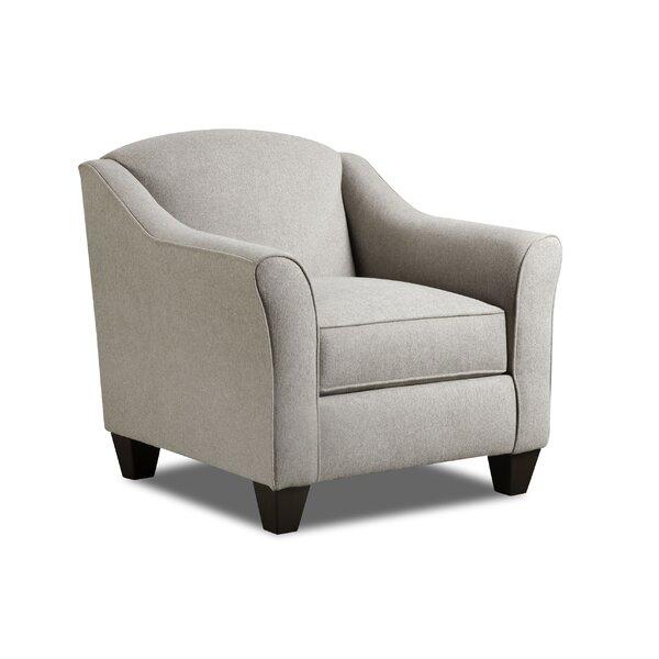 Parece Armchair by Red Barrel Studio