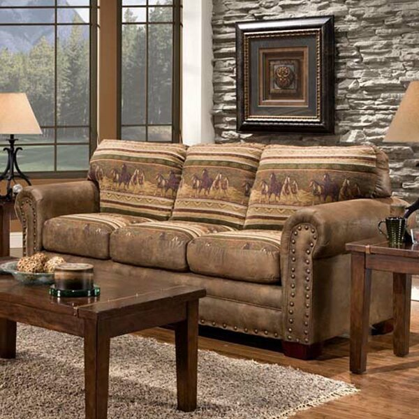 Modern Collection Charlie Sofa Sleeper by Millwood Pines by Millwood Pines