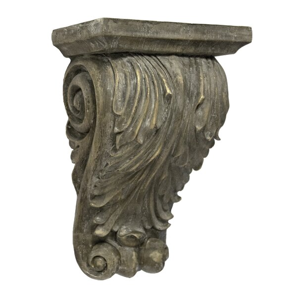 12 H x 7.75W x 5.25 D Corbel by Sagebrook Home