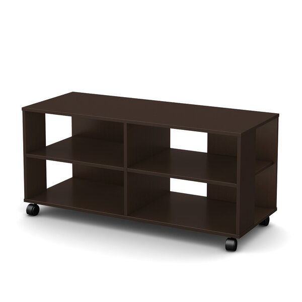 Jambory Storage Unit on Casters 46 TV Stand by South Shore