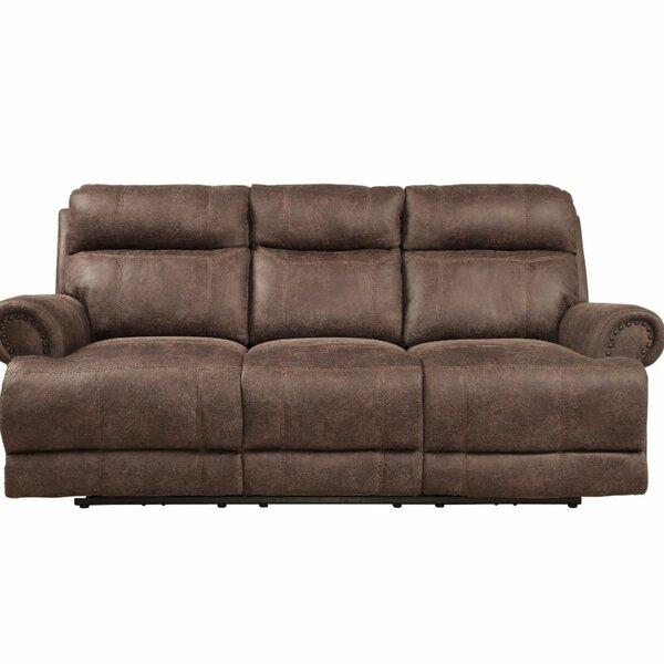 Tipton Reclining Sofa By Loon Peak