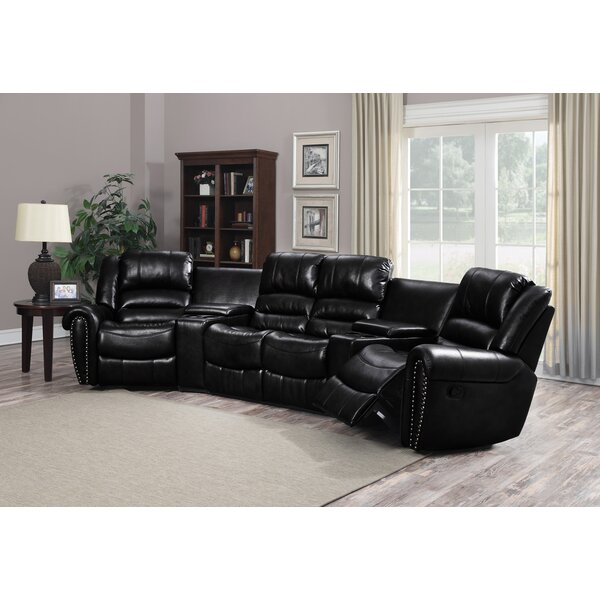 Kate Reclining Sectional by Latitude Run