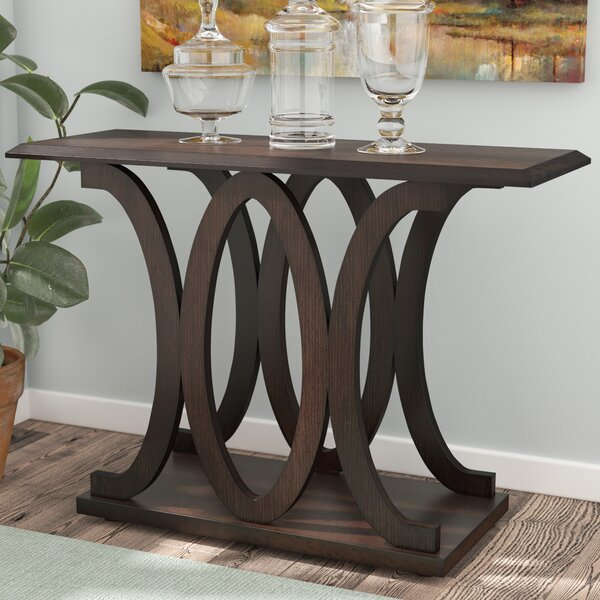 Review Adaline Console Table