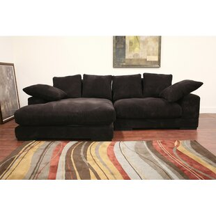 Spicer Sectional By Ebern Designs