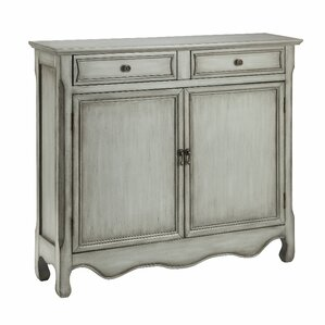 Cupboard 2 Drawer And 2 Door Accent Cabinet