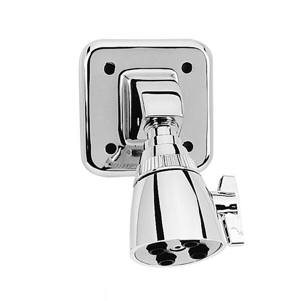 Commercial 2.5 GPM Adjustable Shower Head By Speakman