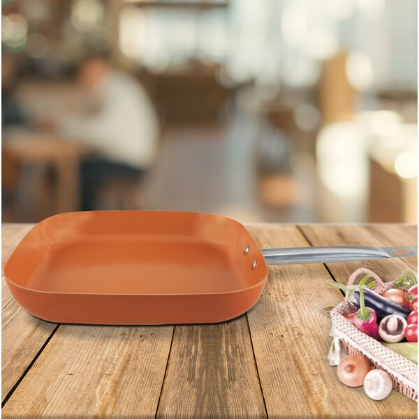 12 Non-Stick Frying Pan by Volar Ideas