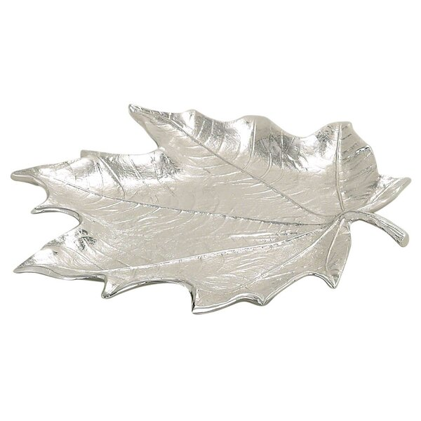Leithgow Maple Leaf Plate by Winston Porter