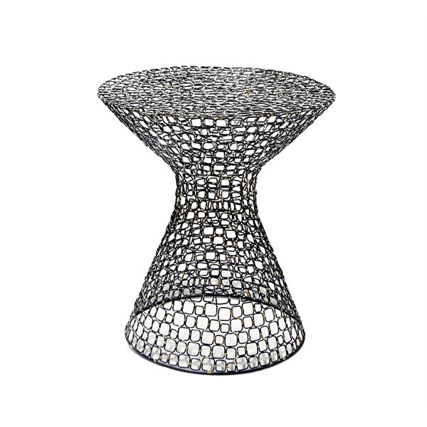 Dendara Wire End Table by Interlude