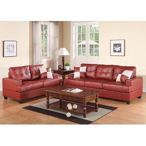 Red Living Room Sets Youu0027ll Love | Wayfair
