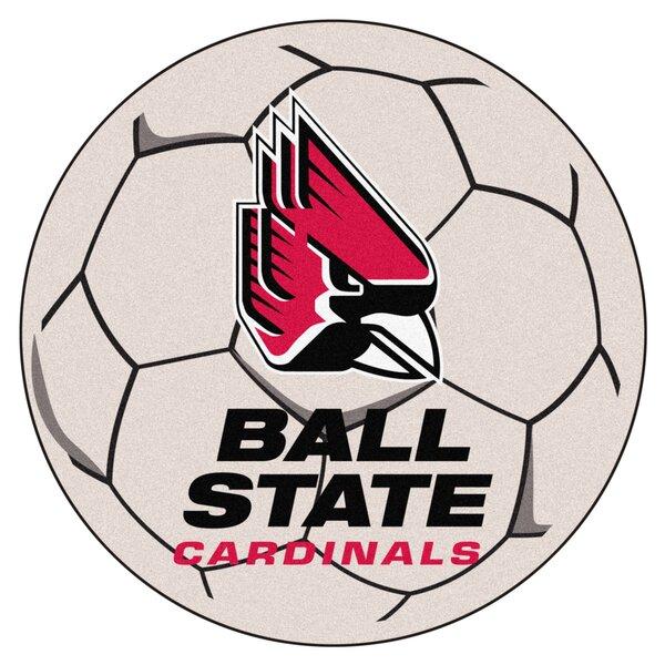 NCAA Ball State University Soccer Ball by FANMATS