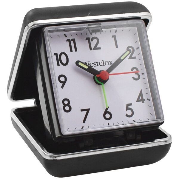Digital Travel Tabletop Clock by Westclox Clocks