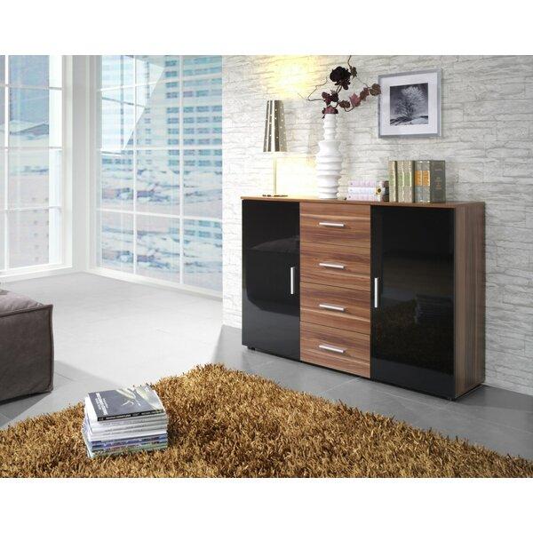 Beno 4 Drawer Combo Dresser by Latitude Run