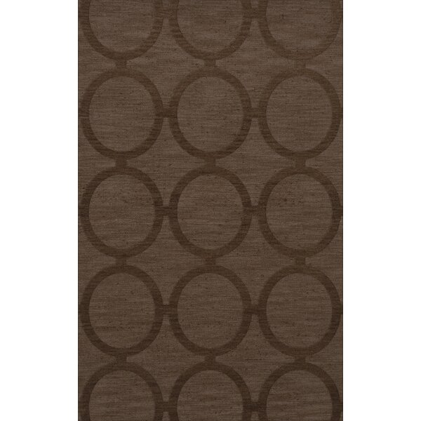 Dover Tufted Wool Mocha Area Rug by Dalyn Rug Co.