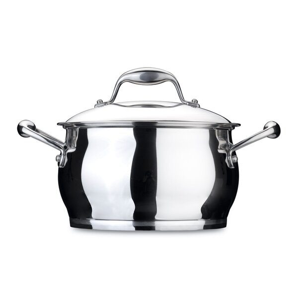 Zeno 4-qt. Round Casserole by BergHOFF International