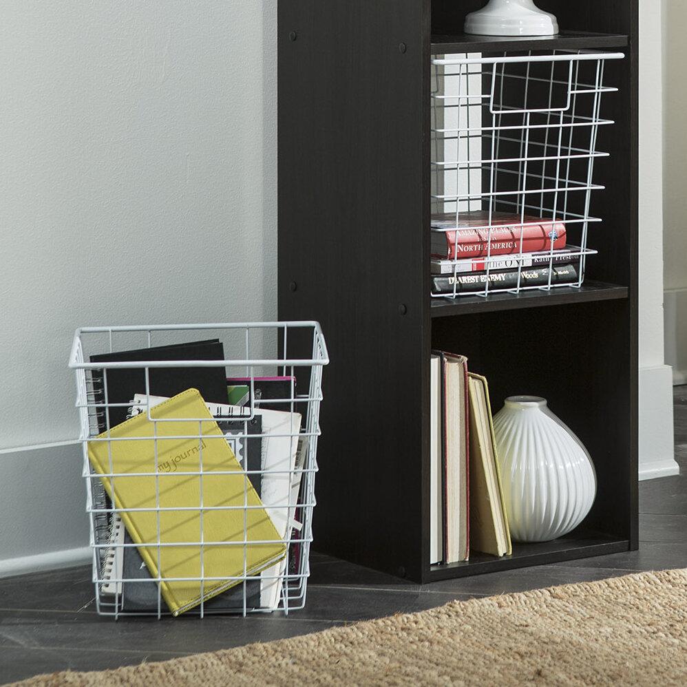 ClosetMaid Cubeicals Wire Bin & Reviews | Wayfair