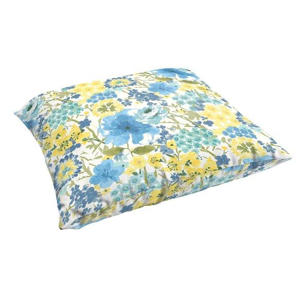 Kerrick Indoor/Outdoor Floor Pillow by Winston Porter