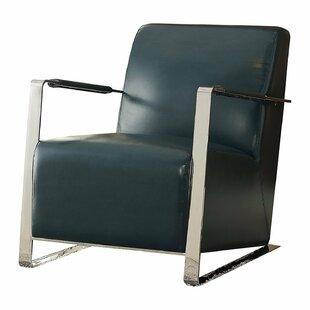 Sauerwein Contemporary Sleek Comfort Armchair by Orren Ellis