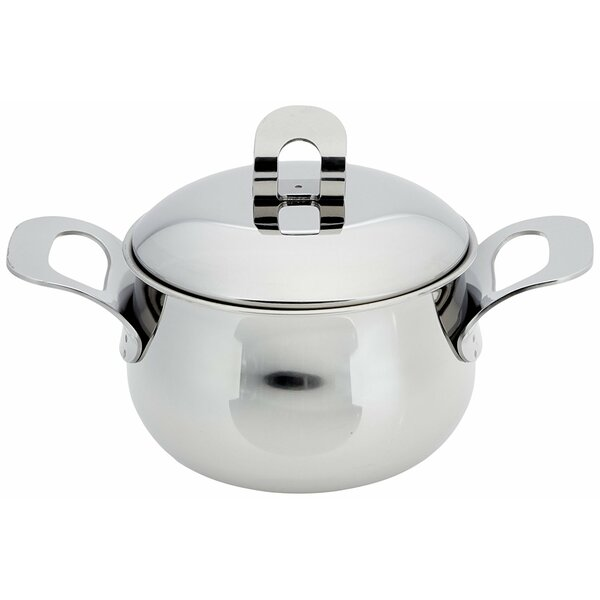 Excel Stainless Steel Stock Pot with Lid by Cook Pro