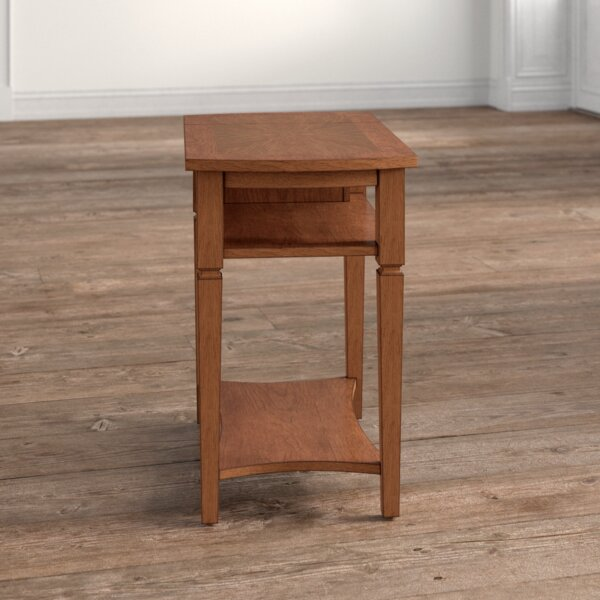 Mahaffey End Table with Storage by Darby Home Co Darby Home Co