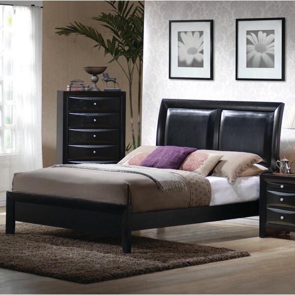 Maccharles Upholstered Sleigh Bed by Latitude Run