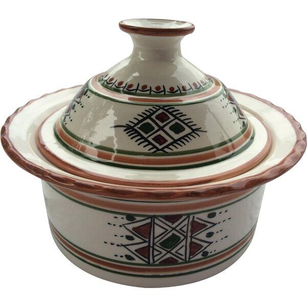 Amazigh Tureen by Neapolis Ceramic