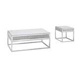 Terrill 2 Piece Coffee Table Set by Everly Quinn