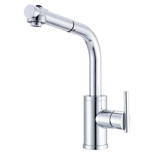 Parma Pull Out Single Handle Kitchen Faucet by Danze®