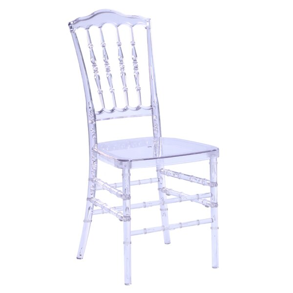 Arca Stacking Patio Dining Chair by Fine Mod Imports