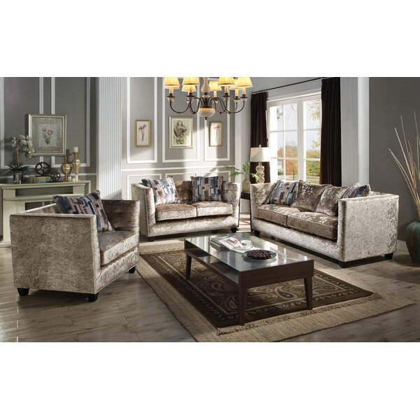 Davida Living Room Collection by Everly Quinn