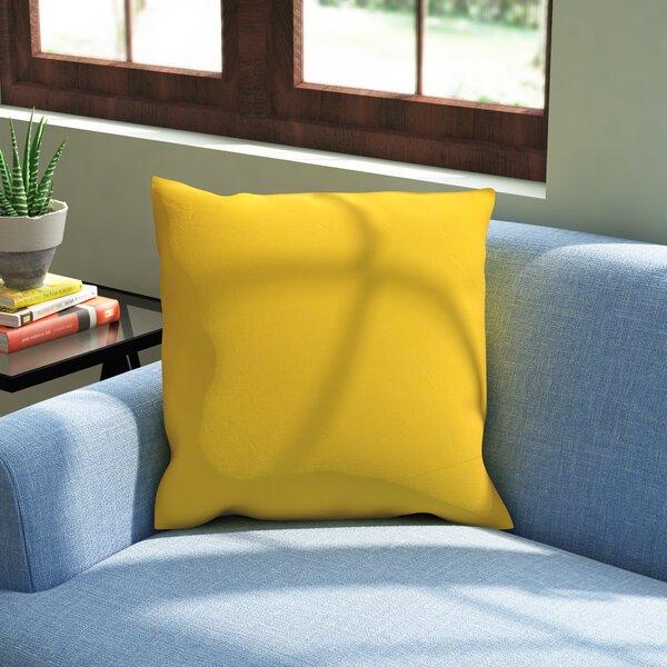 Alarick Cotton Throw Pillow by Trent Austin Design