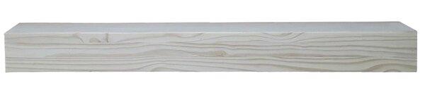 Dakota 2 Drawer Fireplace Shelf Mantel by Pearl Mantels