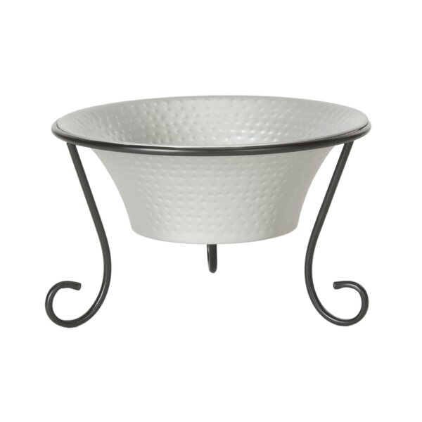 Arborway Iron Wood Burning Fire Pit by Alcott Hill