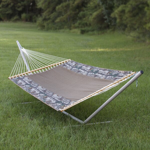 Furness Double Camping Hammock by Millwood Pines