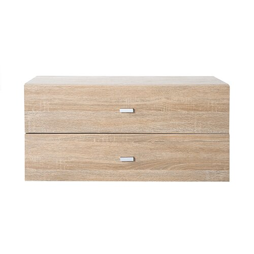 Fortuna 2-Drawer Container by Phoenix Group AG