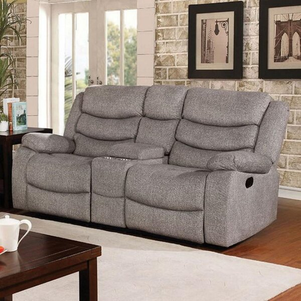 Finching Reclining Pillow Top Arms Loveseat By Latitude Run