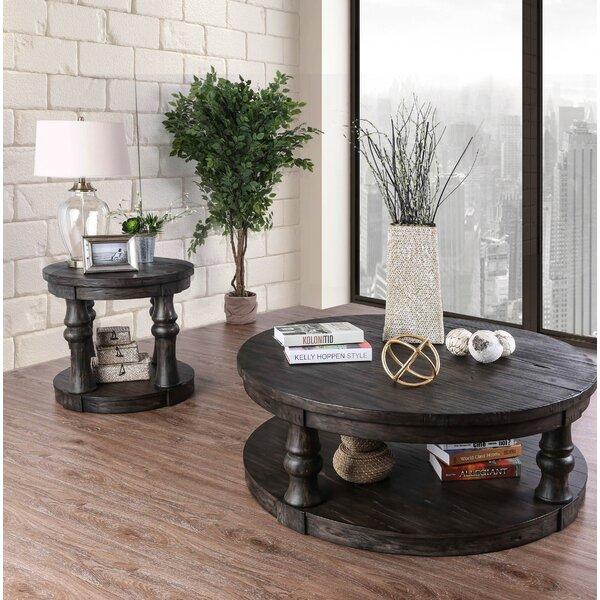 Amstel Farmhouse 2 Piece Coffee Table Set By Gracie Oaks