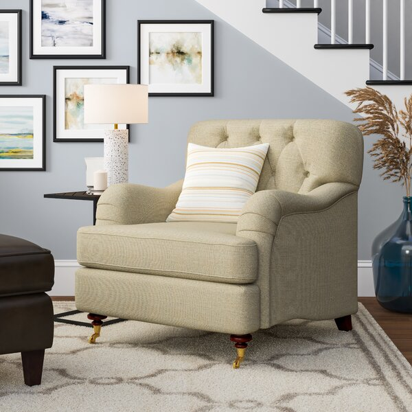 Broadway Armchair by Three Posts