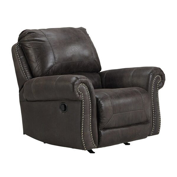Thatcher Manual Rocker Recliner by Darby Home Co