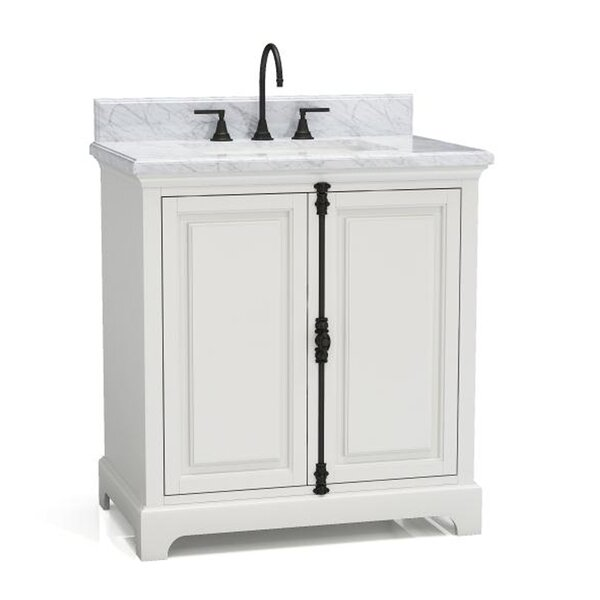 Natosha 31 Single Bathroom Vanity Set
