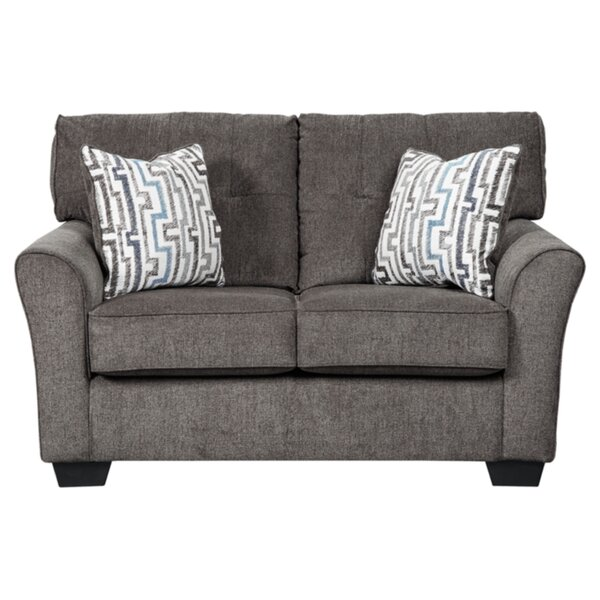 Fitch Loveseat by Alcott Hill