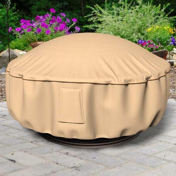Chelsea Fire Pit Cover by Budge Industries