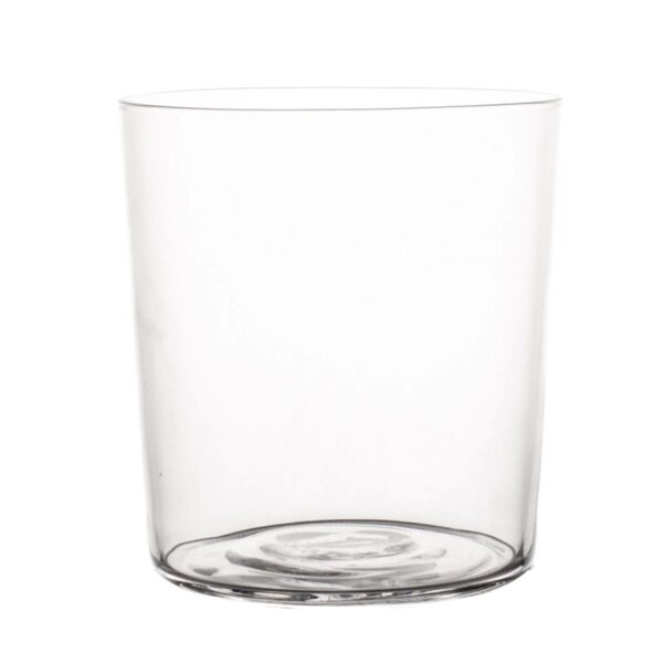 Spanish 12 oz. Glass Every Day Glasses (Set of 4) by Canvas Home