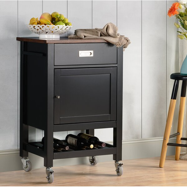 Risa Kitchen Cart by Winston Porter