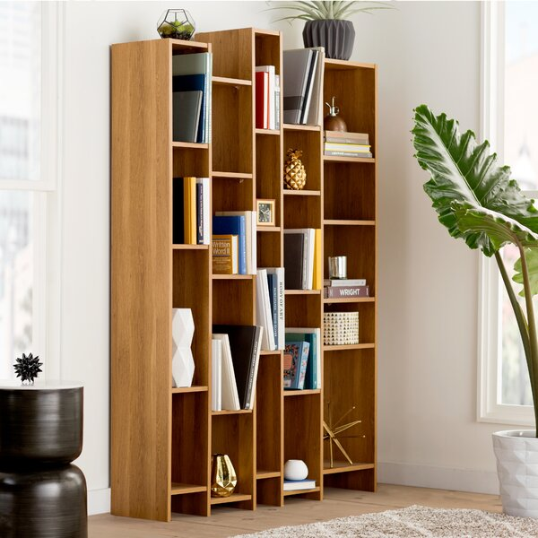 Jaimes Cube Unit Bookcase by Mercury Row