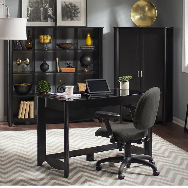 Wentworth 3 Piece Desk Office Suite by Latitude Run