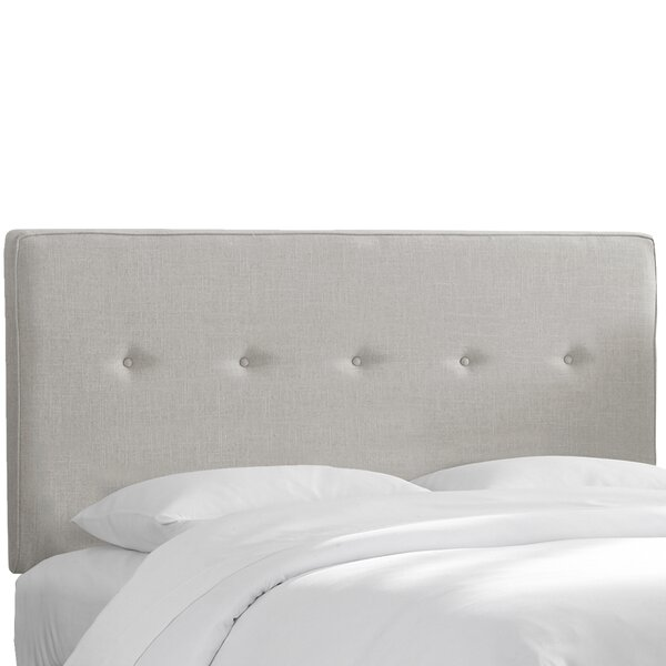 Drees Upholstered Panel Headboard by George Oliver