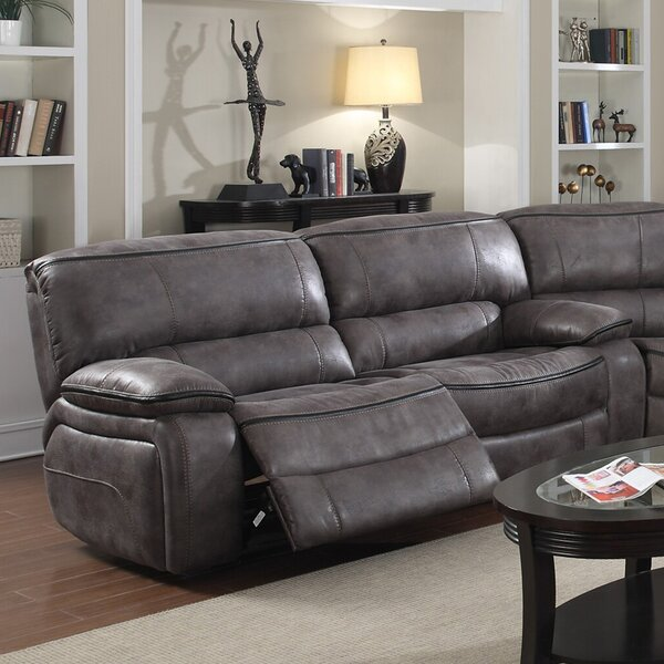 Micah Reclining Sofa by E-Motion Furniture